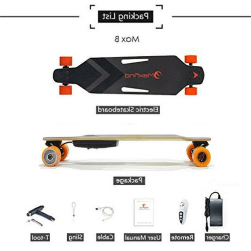Maxfind Longboard Single 4 Remote Hub