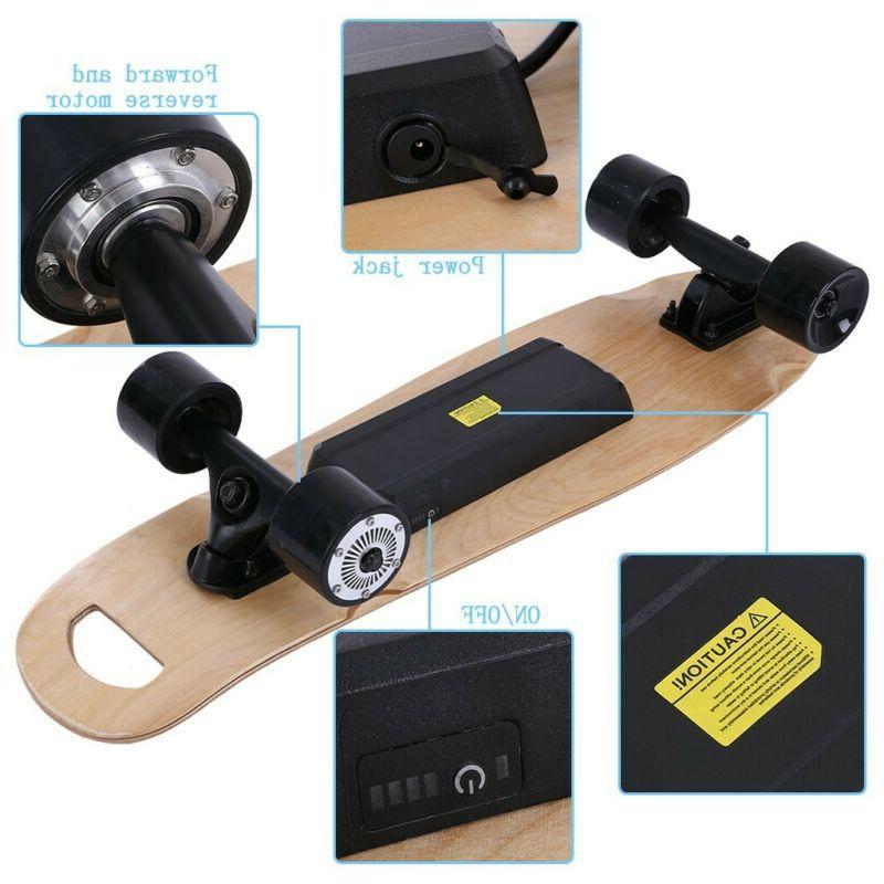 3 Speed Longboard Wireless Remote Control