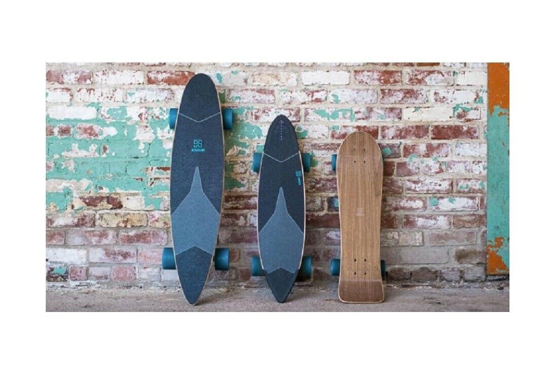 Huger Skateboard bluetooth 22Mi