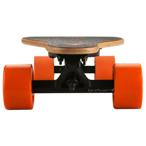 Maxfind Skateboard Single Motor 4 Remote Hub