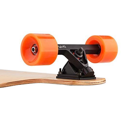MaxFind Max Skateboard Longboard with Remote Control