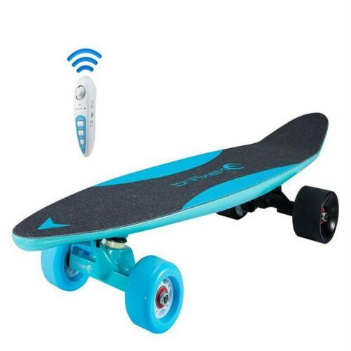 "Maxfind Max-C 27""Electric Skateboard 4 Remote"