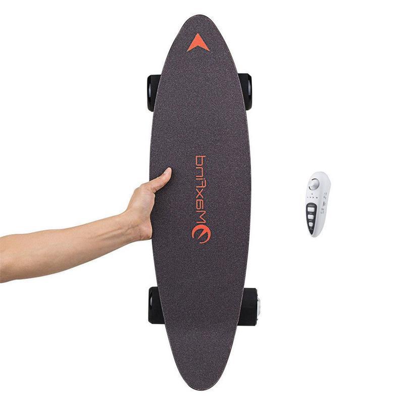 MaxFind Skateboard Inch Motor Bluetooth