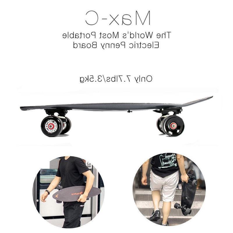 MaxFind C Electric Skateboard Inch