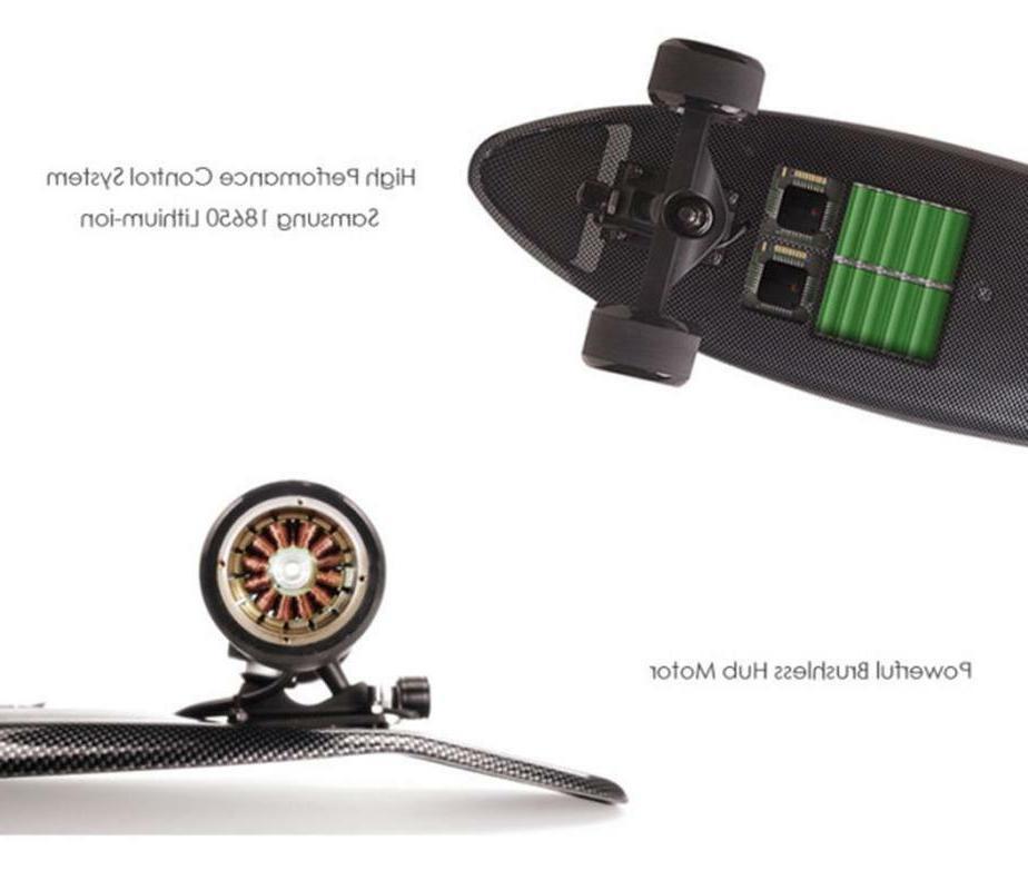 MaxFind C Skateboard Motor Bluetooth