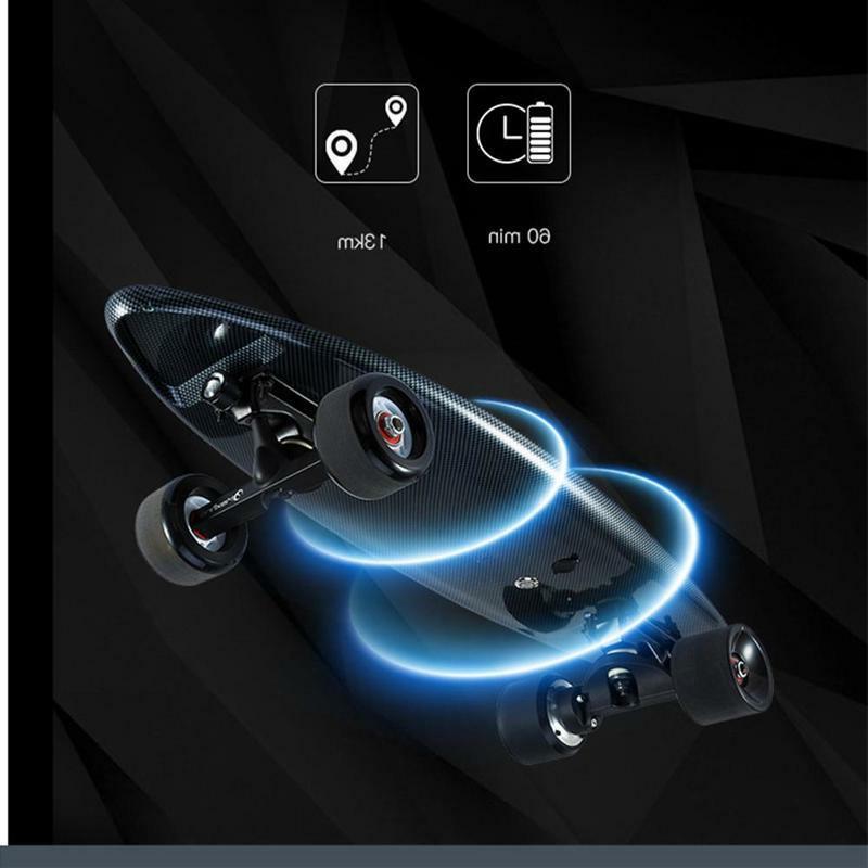 MaxFind Skateboard 27 Inch Motor Bluetooth Control