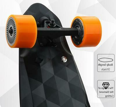 Electric Skateboard 4th 18 Control
