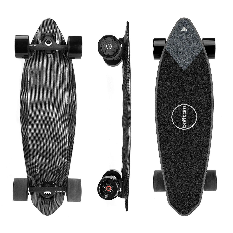max series electric skateboard longboard with wireless