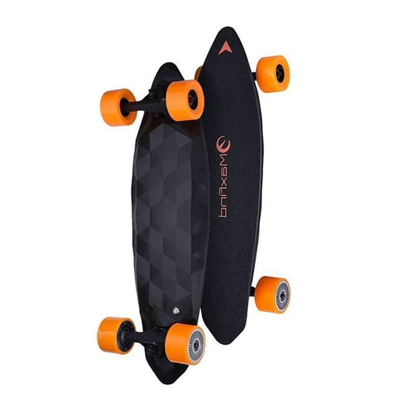 MaxFind Max2 Skateboard Dual Motor Wireless Remote Motorized