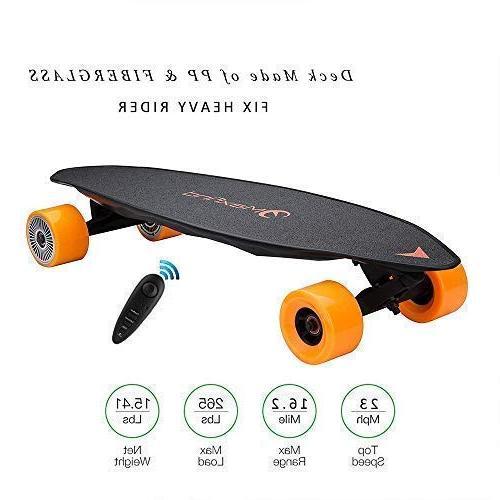 max2 electric skateboard