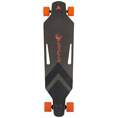electric skateboard long board with remote control