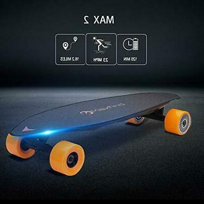 electric skateboard 4th generation 18 mph