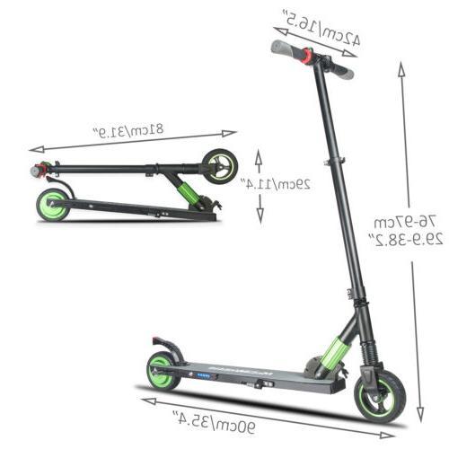 Megawheels Foldable E-Scooter USA