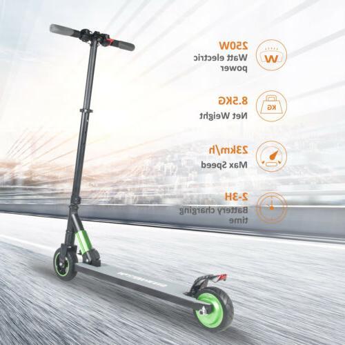 Foldable E-Scooter