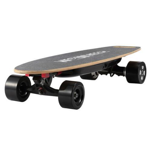 Megawheels Electric Longboard 800W Dual Motor Skateboard Scooter