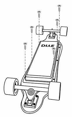 DIYE Electric Enclosure Battery Electronics Customizable