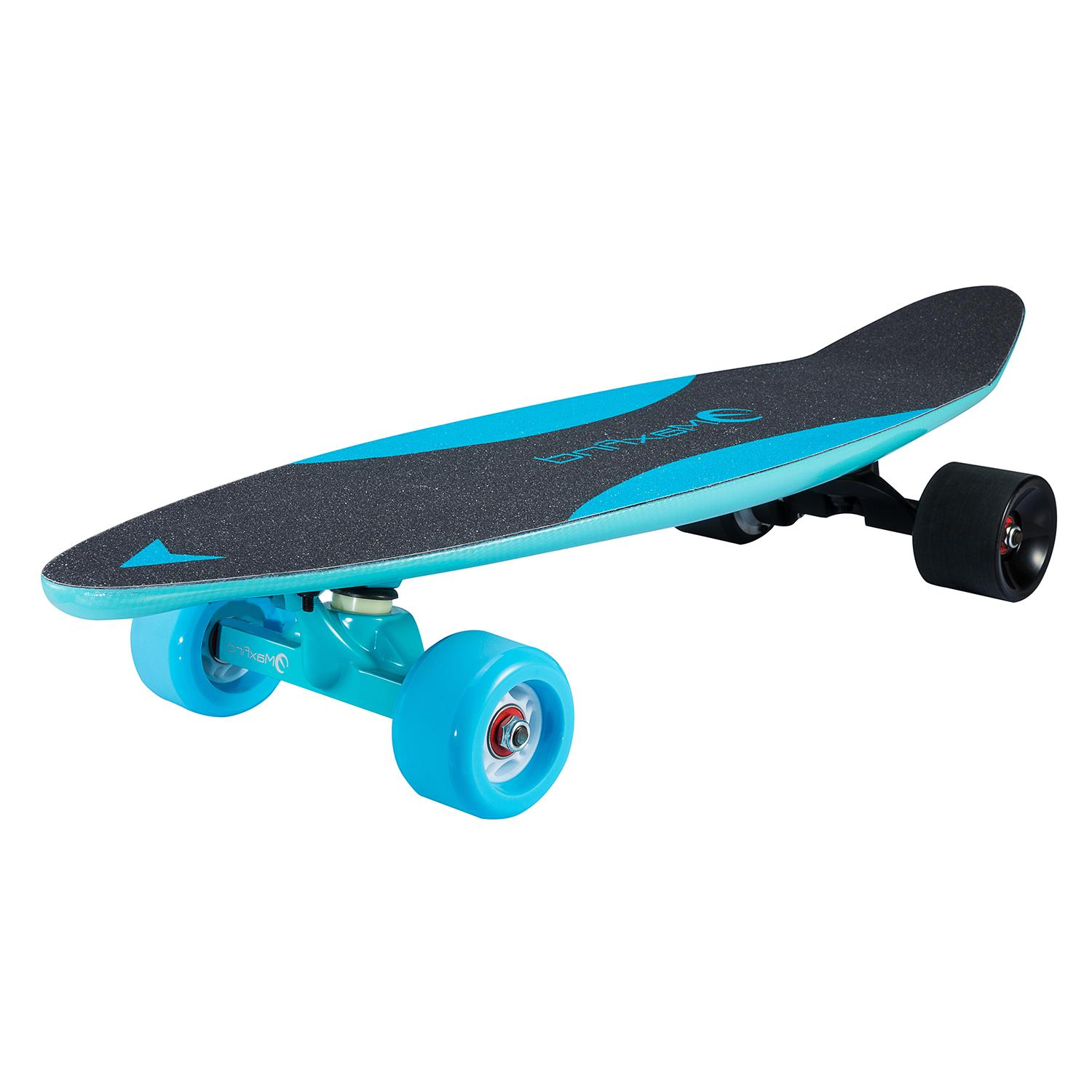 mini electric skateboard with wireless remote controller