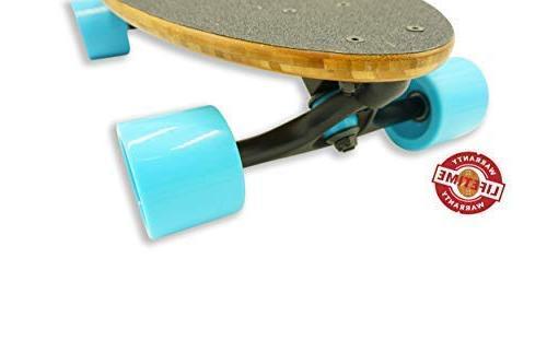 Eggboards Mini Longboard Cruiser Skateboards Mini with Deck 19 Longboards