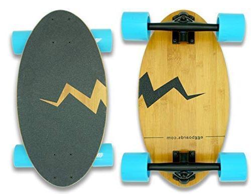 mini longboard skateboard cruiser board