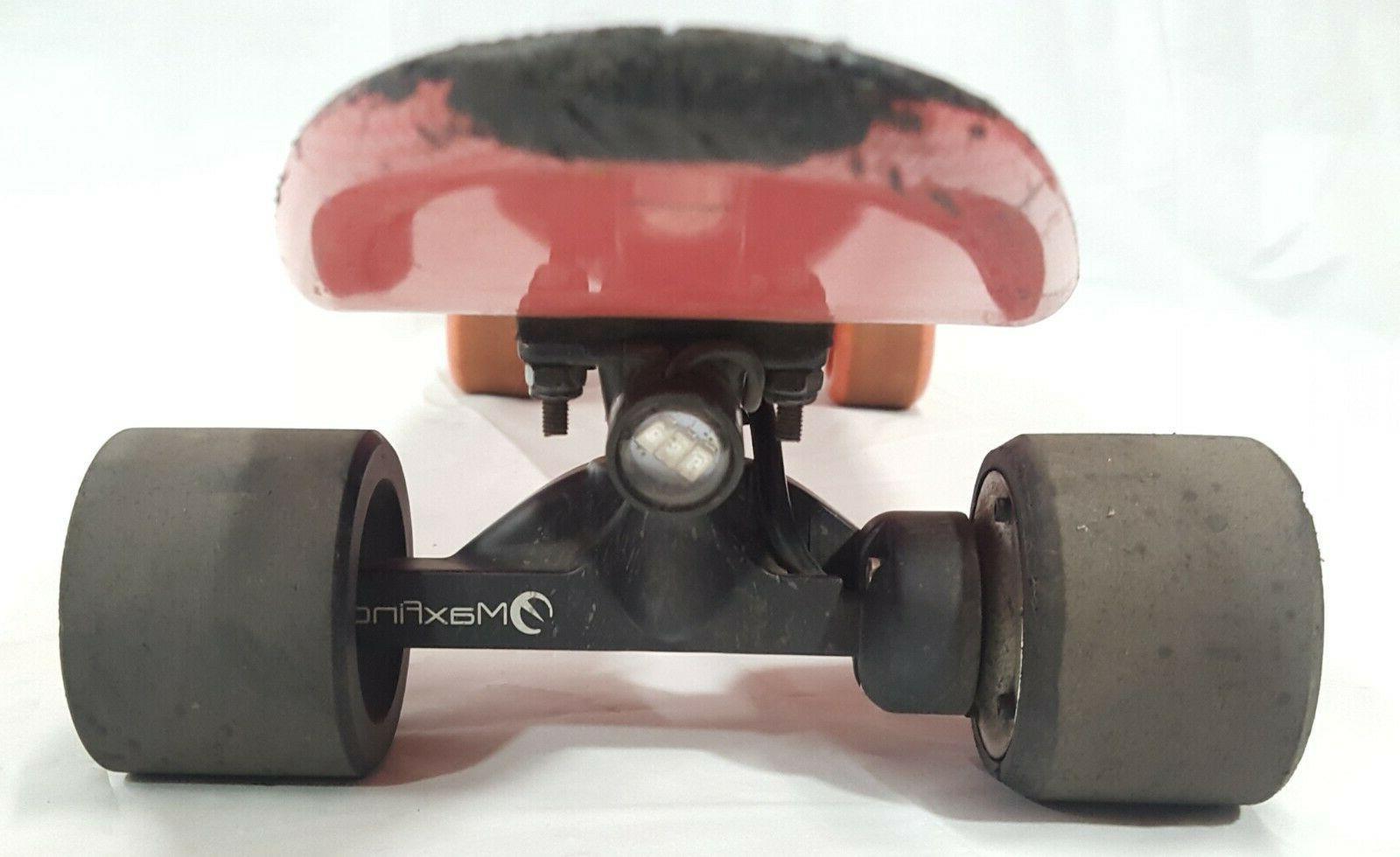 Maxfind Mini Portable Electric Skateboard Motorized Cruiser