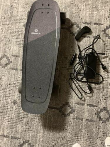 mini x electric skateboard brand new