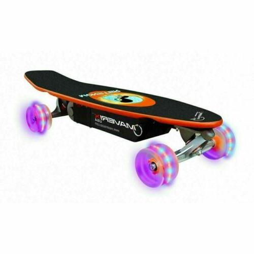 monster electric skateboard