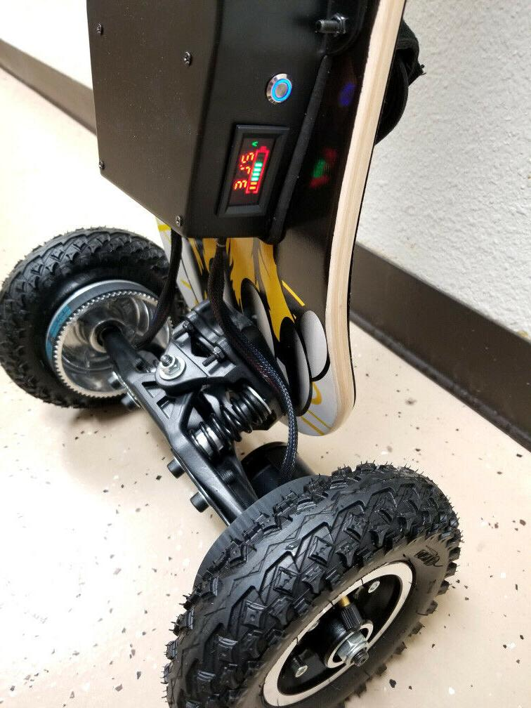 New 3300W Road Scooter w/ Tires