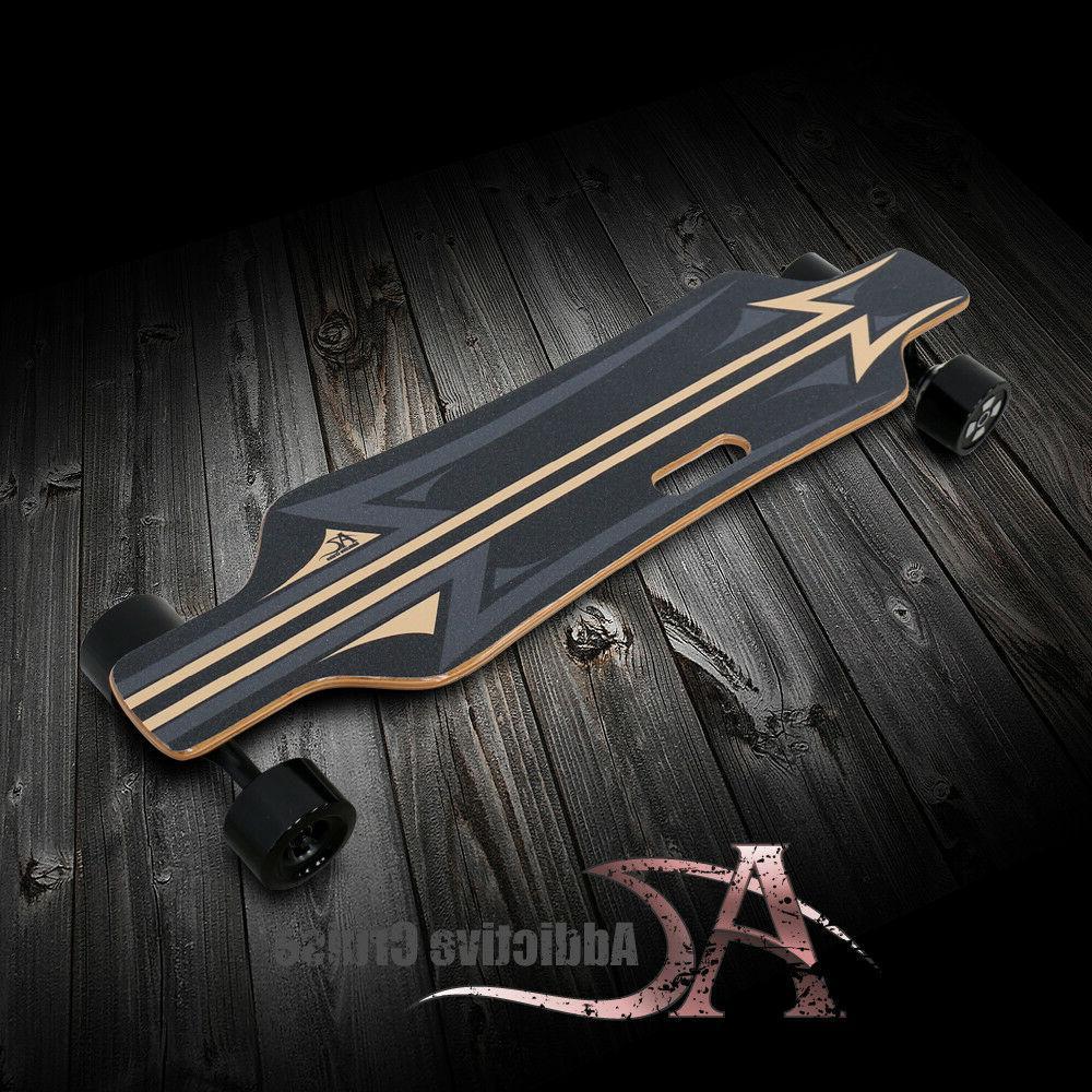 new 38 electric skateboard longboard 3 5