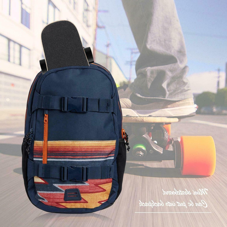 New Electric Skateboard Longboard with 22 mph Speed/ Miles Range