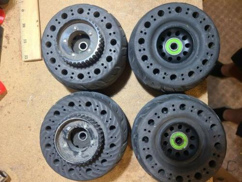 Onsra 115mm Wheels w/ for electric