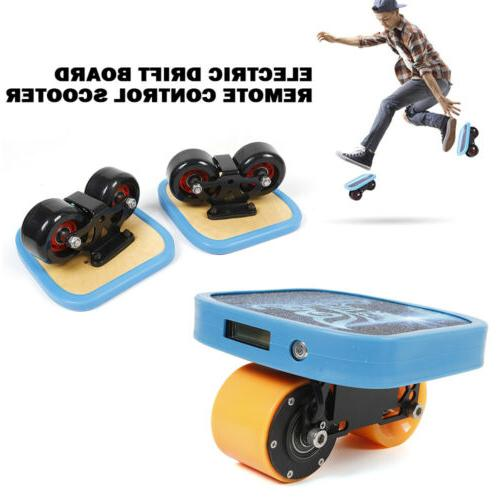 NEW 3 Portable Electric Drift Board Skateboard Scooter Outdo