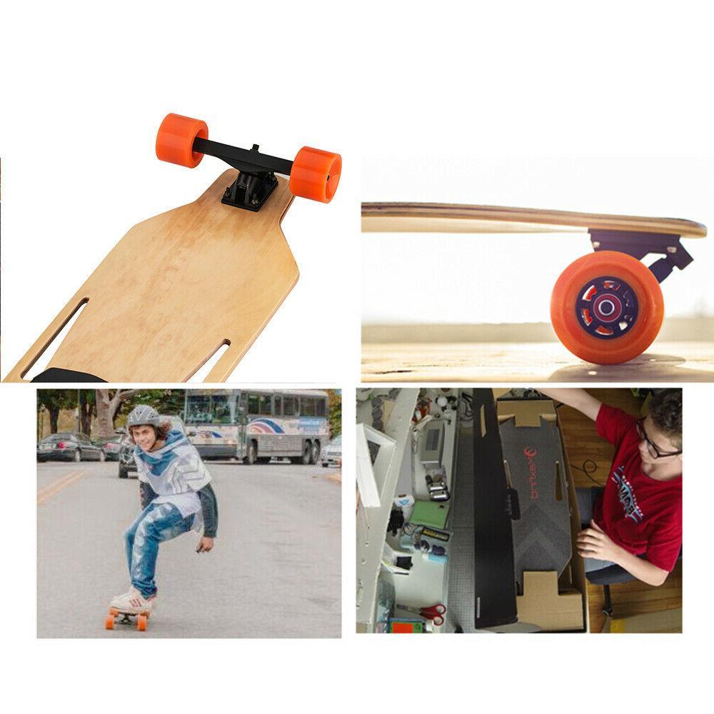 MaxFind Portable Skateboard Single Longboard 4.9KG