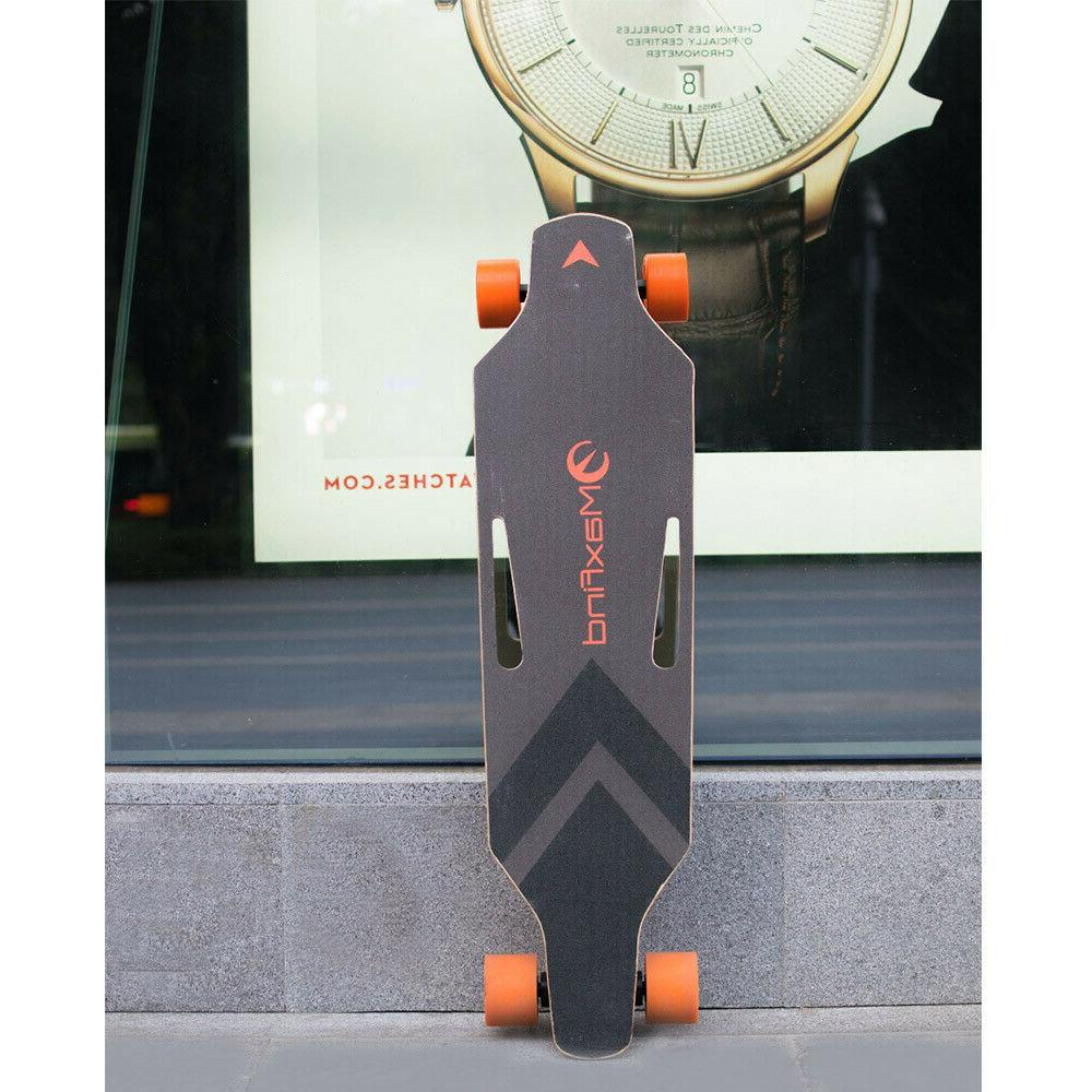 MaxFind Skateboard Single