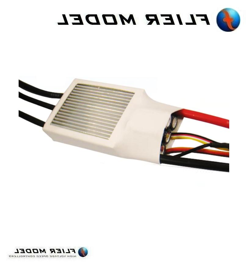 programable esc electric skateboard 120a 12s lipo