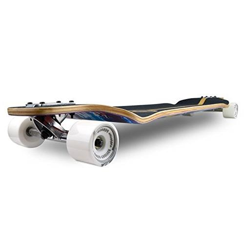 Down Longboard Skateboard