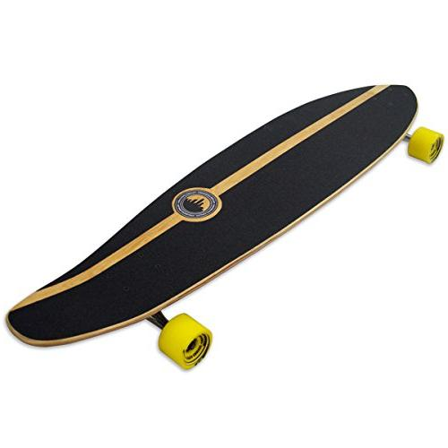 Yocaher Wave Longboard Complete