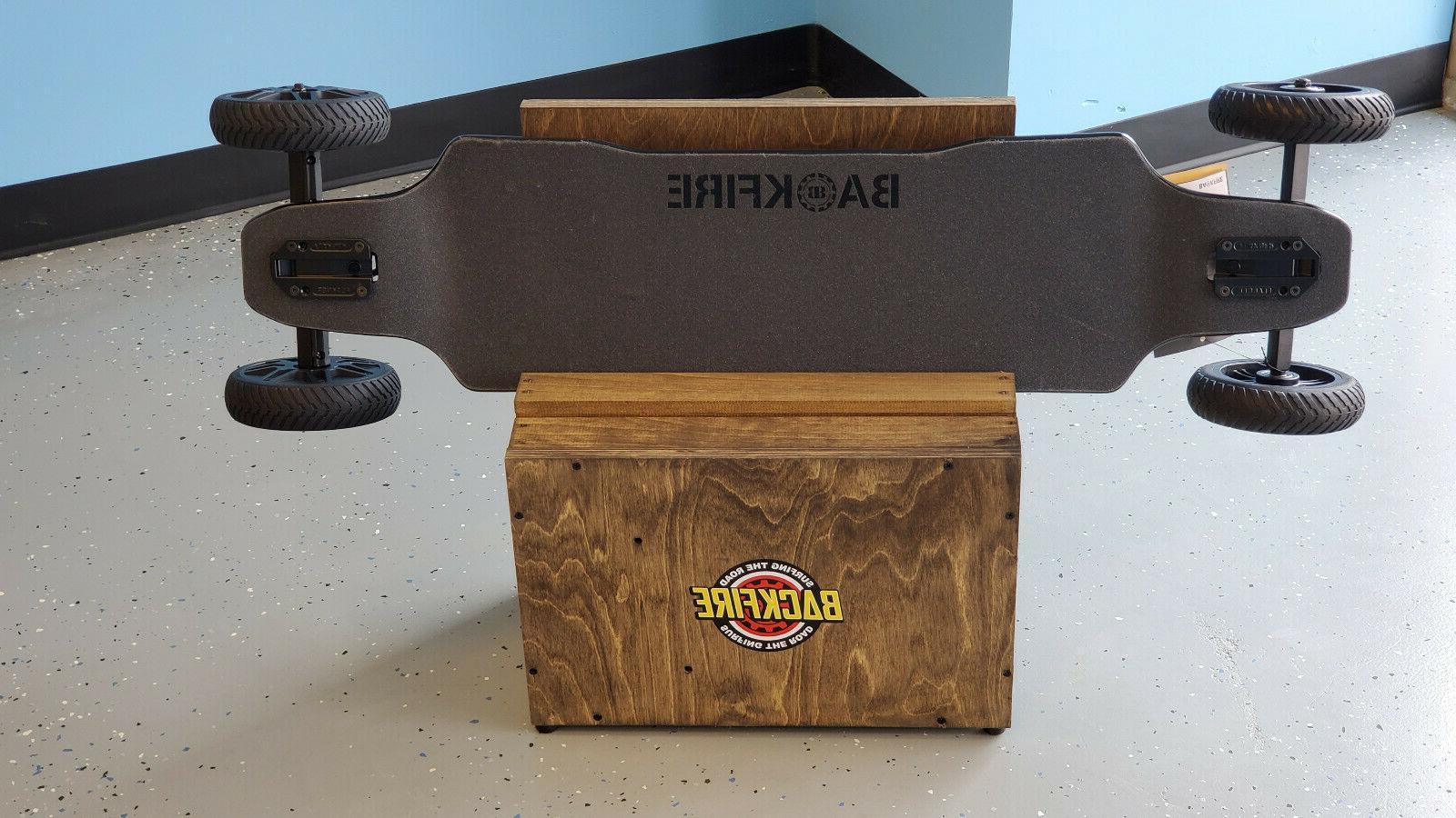 Backfire Ranger Longboard e-Skateboard