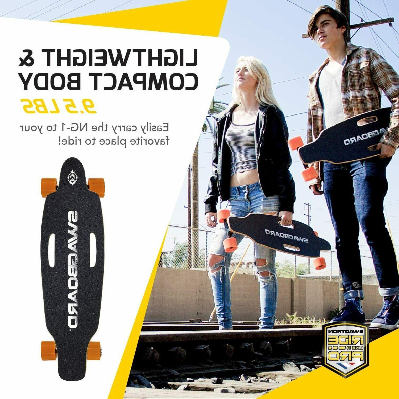 Refurbished NG-1 Youth Electric Longboard