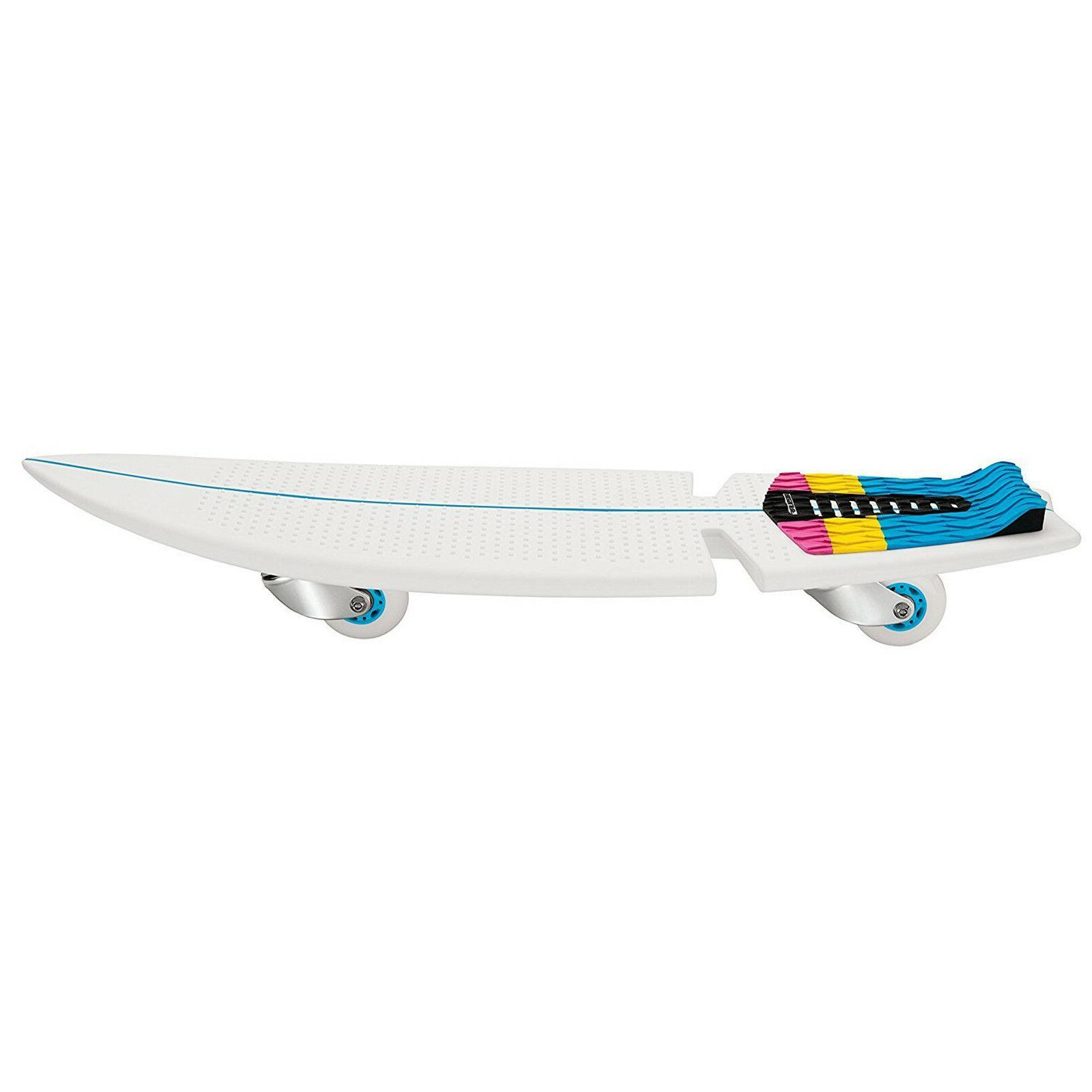 Ripstik Ripsurf Kid Fun White