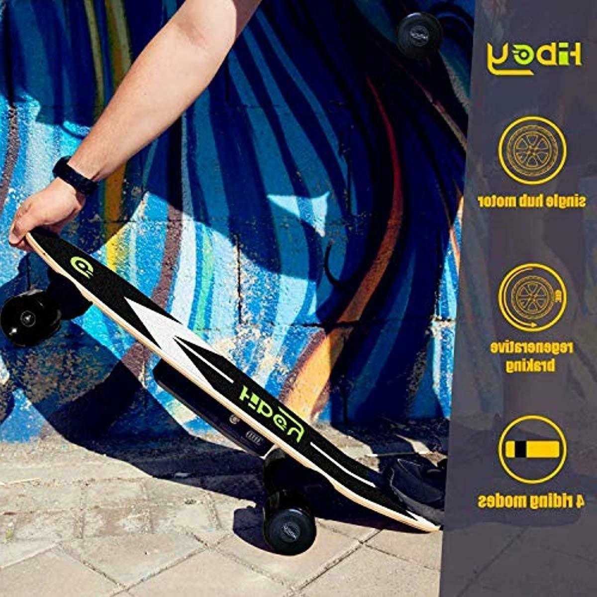 Hiboy Electric Skateboard Longboard E-Scooter W/Remote