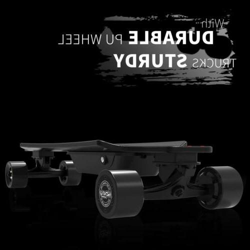 Hiboy 2x350W Remote 4 Wheels