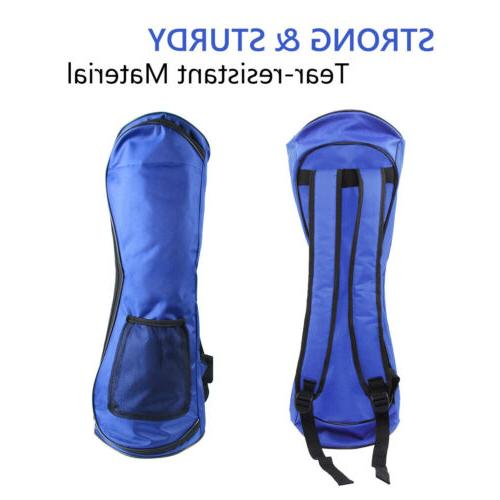 "Scooter Backpack for 6.5"" Two-Wheel Blue"