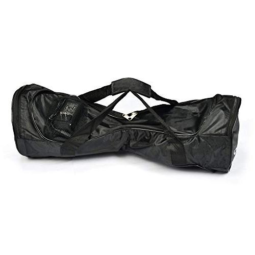"TOMOLOO Carrying 6.5"" Hover Skate Board Scooters Storage Mesh Bag"