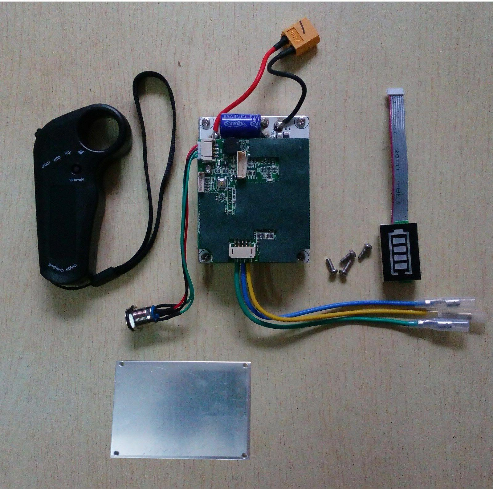 single motor electric longboard skateboard controller esc