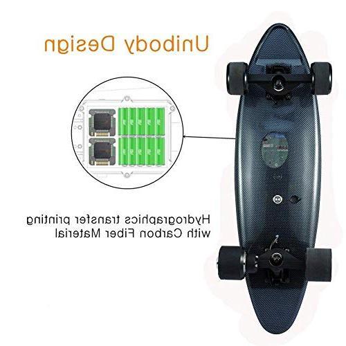 """Maxfind 27"""" 500 Single motor Waterproof Skateboard Wireless Remote Control"""