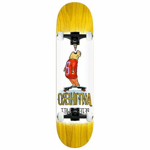 skateboard complete hewitt electric luxuries 8 5