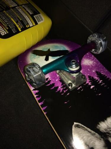 Skateboard Bought Never Been Need To Sell ASAP.