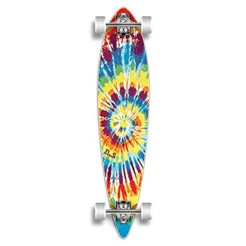 special graphic complete longboard pintail