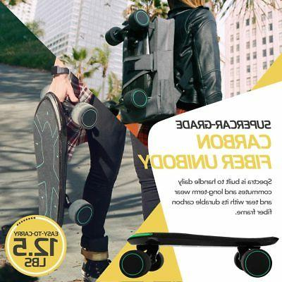 Swagtron Spectra Electric Skateboard 12