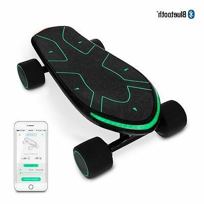 Swagtron Spectra Electric Skateboard Charge App
